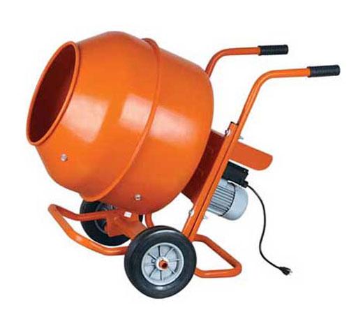 electric-concrete-mixer